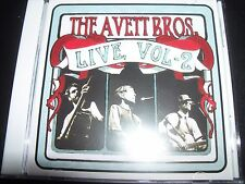 The Avett Brother Live Vol / Volume 2 – CD – Like New
