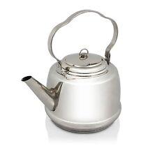 Petromax Edelstahl Teekessel tk2 Kaffeekessel für 3l Camping Outdoor
