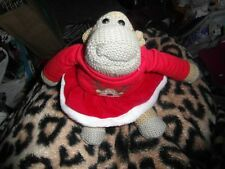 Santa Skirt for PG Tips Jonny Vegas Monkey TV from the Advert Sidekick BNWT