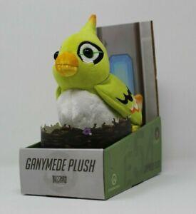 """OverWatch Ganymede Bastion Bird Blizzard Plush 7"""" Boxed"""