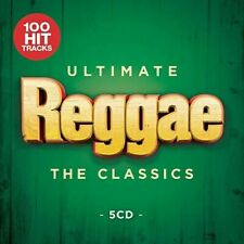 Various Artists - Ultimate Reggae: The Classics / Various [New Cd] Uk