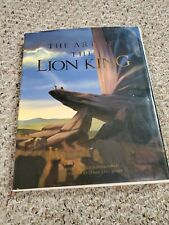 The Art of the Lion King by Christopher Finch (1994, Hardcover)