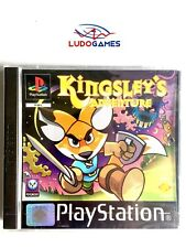 Kingsleys Adventure Videojuego Playstation PSX PS1 Precintado Nuevo Sealed