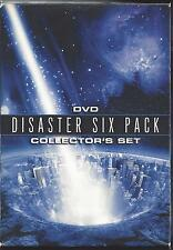 Disaster Six Pack Collector's Set (DVD, 2008, 6-Disc Set)