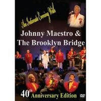 40Th Edición Aniversario - Johnny Maestro & The Brooklyn Nuevo 12.99 (MVD5376D)
