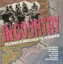 NEW In Country: Folk Songs of Americans in the Vietnam War (Audio CD)