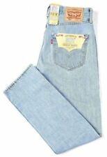 Jeans bleus Levi's 501 pour homme taille 34