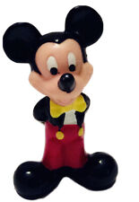 New listing Disney Authentic Mickey Mouse 3� Figure Toy Cake Topper Pvc