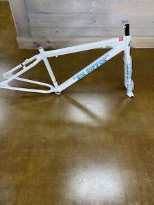 "SE Bikes Big Ripper 29"" Arctic White 2020 NEW SE Racing  School BMX Frame Fork"