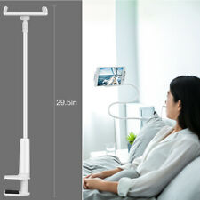 "Flexible Gooseneck Tablet Phone Lazy Stand Table Bracket for 4-11"" iPhone, iPad"