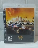 NEED FOR SPEED UNDERCOVER - PS3 PLAYSTATION 3 GAME COMPLETE