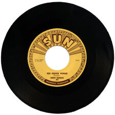 "SONNY BURGESS  ""RED HEADED WOMAN""   ROCKABILLY"