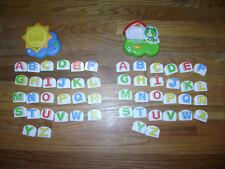 Leap Frog Fridge Phonics Magnetic Alphabet Sun Sunshine & Scout Dog Letters ABC