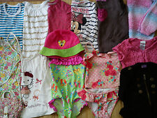 37x WINTER SUMMER GIRL BUNDLE CLOTHES 2/3 YRS (4.2)