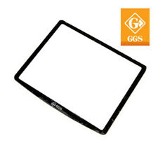 Genuine GGS LCD Screen glass Protector for NIKON D3000