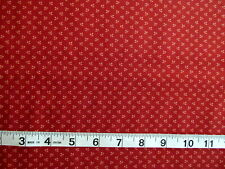 "1 yd of 100% Cotton Fabric MODA ""Harriet's Handwork"" Betsy Chutchian"