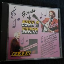 CD # - Giants of JAZZ & BLUES +++ Flash