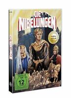 Die Nibelungen (1967)[DVD/NEU/OVP] Siegfried von Xanten + Kriemhilds Rache