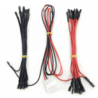 """10 Pack of LED Lighting Cables 2.8MM (.110"""") Daisy Cable with 18 connectors for"""