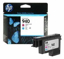 Genuine HP 940 Magenta & Cyan Printhead (C4901A) | FREE 🚚 DELIVERY