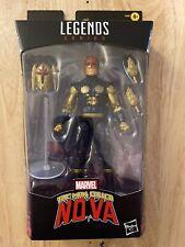 Marvel Legends The Nova Corps 6 Inch Action Figure Exclusive