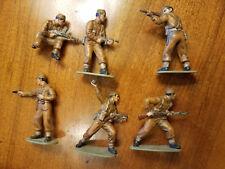 Airfix British Commandos 54mm 1/32 WWII Pro Painted