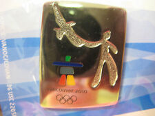 LOT of 15 PINS - Vancouver 2010 Olympics - Eagle & Man Stone Pin