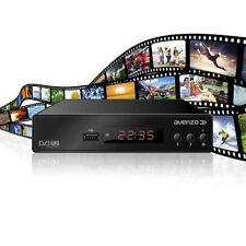 Sintonizador Avenzo TDT DVB-T2 Full HD con PVR (AV4012)