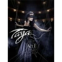"""TARJA TURUNEN """"ACT 1"""" 2 DVD NEW+"""