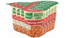 Pasta Snack Tomate-Mozzarella-Sauce 8x72g - Knorr (18,40 EUR/kg)