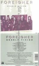 CD--FOREIGNER--DOUBLE VISION [EXPANDED]