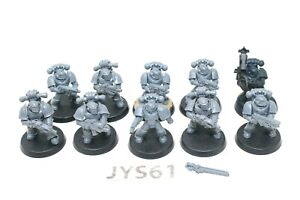 Warhammer Space Marines Mark IV Tactical Squad - JYS61