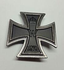 Orden Eisernes Kreuz 1. Klasse 1870 mit Nadel in Patina Top Anfertigung