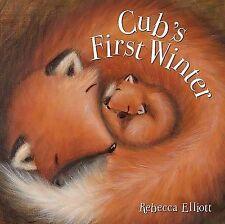 Cub's First Winter,Rebecca Elliott,New Book mon0000087096