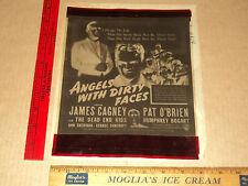 Rare Original 1938 James Cagney Angels w Dirty Faces Photo Transparency Negative