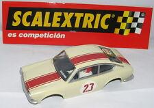 Scalextric Spain Altaya Bodywork Seat 850 Coupe #23 A. Perez Mint