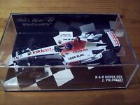 1/43 BAR 2003 HONDA 005 JACQUES VILLENEUVE