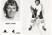 Bobby Clarke team Canada 1972 8x10 Photo
