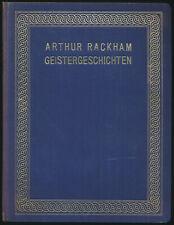 Arthur Rackham: Geistergeschichten (1923). Nummer 884 von 900 Exemplaren.
