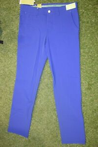 Alberto Herren Golfhose Rookie - Farbe: blau - Größe: 50 - Neu!