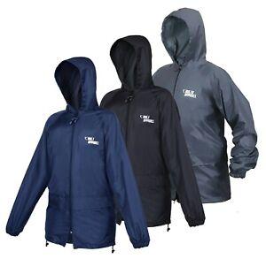 New Waterproof Jacket StormBreaker Mens & women's Rain Coat Unisex Light Weight