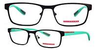 Prada Fassung Brille Glasses  VPS50G UEA-1O1 Gr 55 Nonvalenz  BF 52 T 92