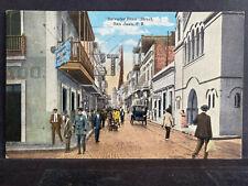 Puerto Rico 1917-18s, Tarjeta Postal, sin usar/unused, CARBIA BROS., San Juan