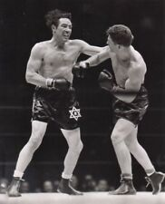 MAX BAER vs LOU NOVA 8X10 PHOTO BOXING PICTURE RING ACTION