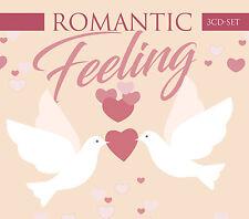 CD Romantica Sensazione di Various Artists 3 CD