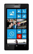 BNIB NOKIA LUMIA 520 BLACK 8GB  UNLOCKED SIM FREE
