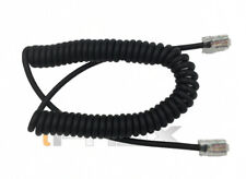 8 Pin Heavy Duty Microphone Cable Coiled Cord for ICOM Radio HM-151 DTMF IC-7000