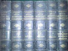 NOUVEAU DICTIONNAIRE ENCYCLOPÉDIQUE UNIVERSEL ILLUSTRÉ TROUSSET (6 vol complet)