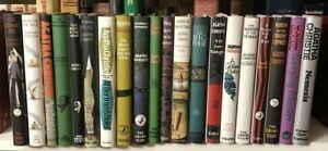 Agatha Christie Collection 20x Facsimile 1st Ed Facsimile Collins Crime Club