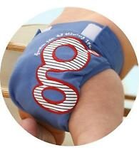 gDiapers Little gPants Glory G gStyle Blue LIMITED EDITION Small NEW